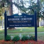 Riverside Cemetery Oswego NY
