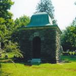 Romanesque, Riverside Cemetery Oswego NY